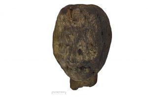 Een houten pop voor Sinterklaas