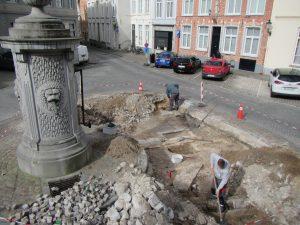 Vacature Stadsarcheoloog Brugge