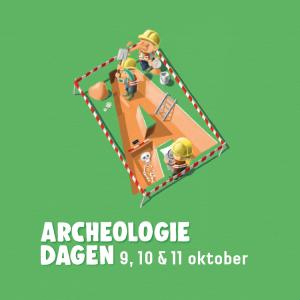 De Archeologiedagen komen eraan!